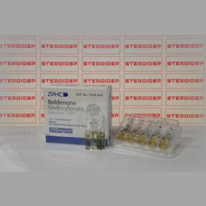 Packaging Boldenon Undecylenate U.S.P. 250 mg Zhengzhou