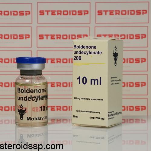 Packaging Boldenone undecylenate 200 mg Moldavian Pharma