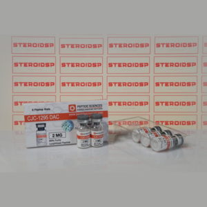 Packaging CJC 1295 DAC 2 mg Peptide Sciences