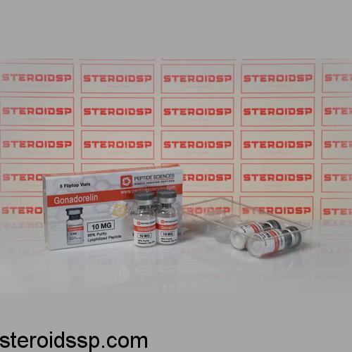 Packaging Gonadorelin 10 mg Peptide Sciences
