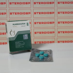 Packaging Kamagra (Viagra) 100 mg Ajanta Pharma