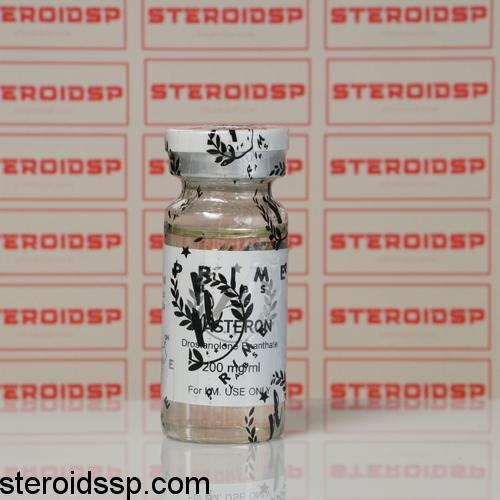 Packaging Masteron 200 mg Prime