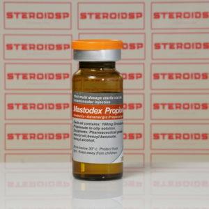 Packaging Mastodex propionate 100 mg Sciroxx