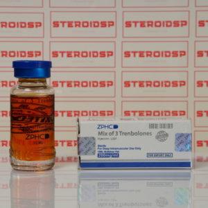 Packaging Mix of 3 Trenbolones 200 mg Zhengzhou