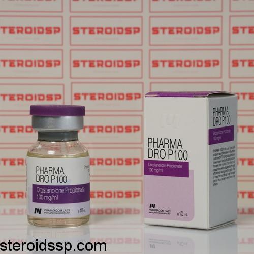 Packaging Pharma Dro P100 100 mg Pharmacom Labs