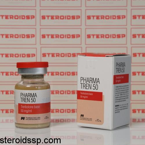 Packaging Pharma TREN 50 50 mg Pharmacom Labs