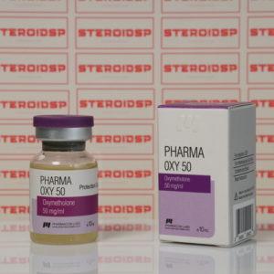 Packaging PharmaOxy 50 mg Pharmacom Labs
