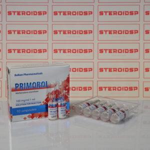Primobol injektion 100 mg Balkan Pharmaceuticals