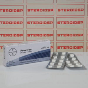 Packaging Proviron 25 mg Bayer