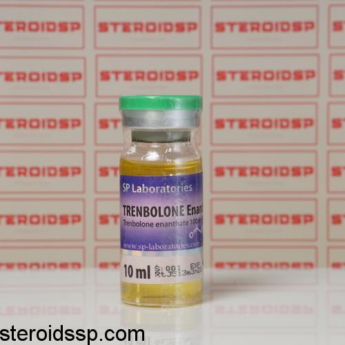 Packaging SP Trenbolon Е (Trenbolone Enanthate) 100 mg SP Laboratories