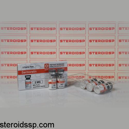 Packaging Sermorelin 2 mg Peptide Sciences