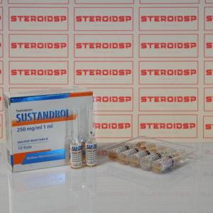 Packaging Sustamed 250 mg Balkan Pharmaceuticals