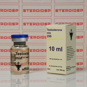Packaging Testosterone mix 250 mg Moldavian Pharma