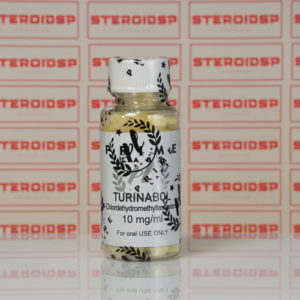 Packaging Turinabol 10 mg Prime