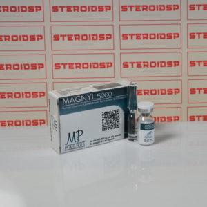 Packaging Magnyl 5000 IU Magnus Pharmaceuticals