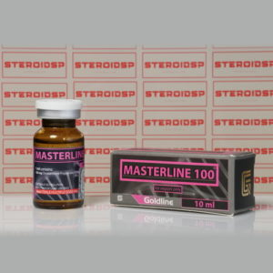 Packaging Masterline 100 mg Gold Line