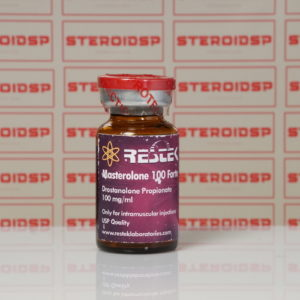 Packaging Masterolone Forte 100 mg Restek Laboratories
