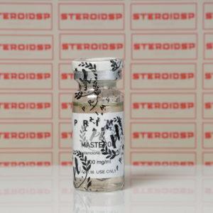 Packaging Masteron 100 mg Prime