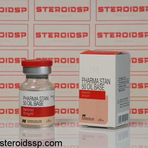 Packaging Pharma STAN 50 Oil Base 50 mg Pharmacom Labs