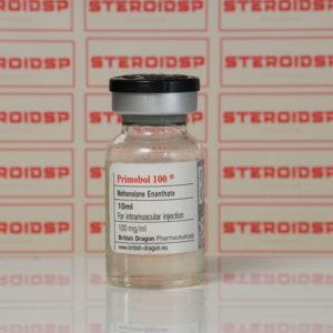 Packaging Primobol 100 mg British Dragon Pharmaceuticals