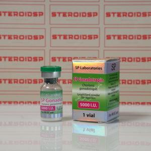 Packaging SP Gonadotropin 5000 IU SP Laboratories