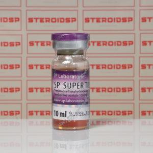Packaging SP Supertren 200 mg SP Laboratories