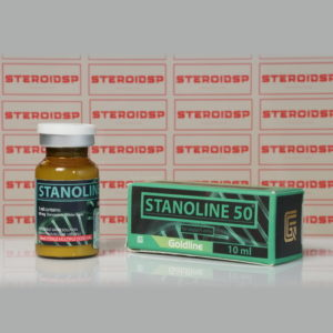 Packaging Stanoline 50 mg Gold Line