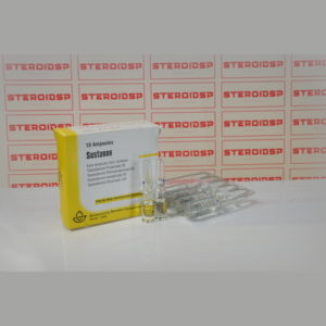 Packaging Sustanon 250 mg Aburaihan