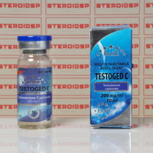 Packaging Testoged C 200 mg Euro Prime Farmaceuticals
