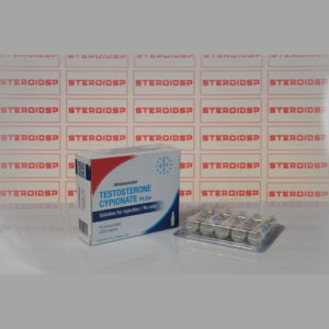 Packaging Testosterone Cypionate 200 mg Euro Prime Farmaceuticals