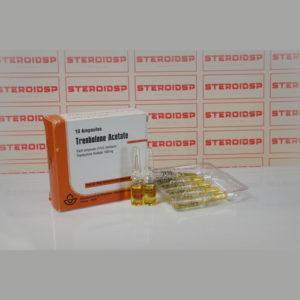 Packaging Trenbolone Acetate 100 mg Aburaihan