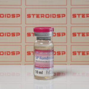 Packaging of SP Nandrolone – D Forte 500 mg SP Laboratories